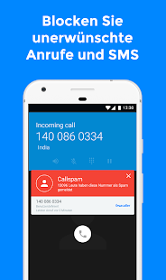 Truecaller - Anrufer ID Screenshot