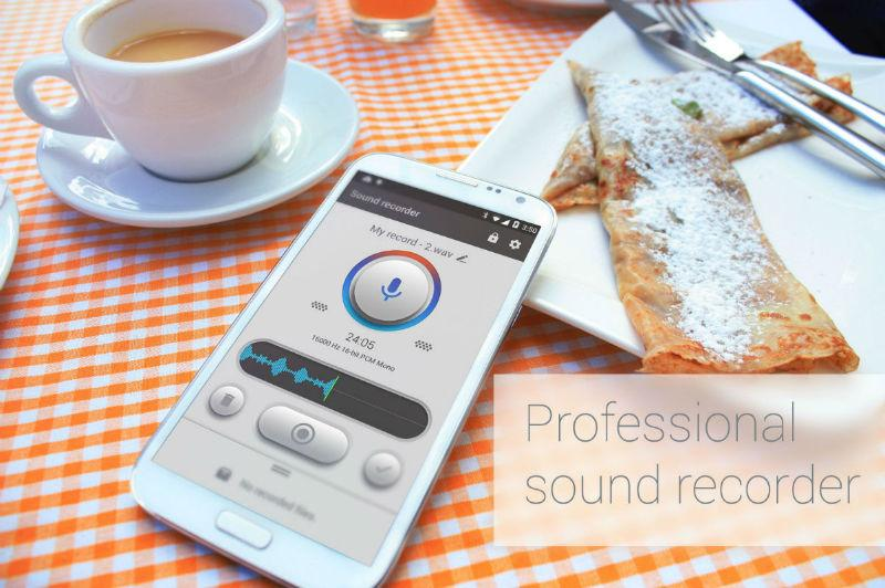 Recordr - Sound Recorder Pro Screenshot 17
