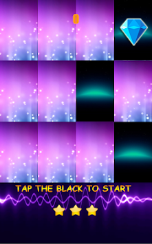 Bad Bunny In Piano Tiles APK screenshot thumbnail 2