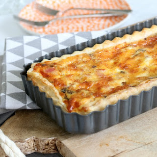 Bacon And Egg Pie With Cheese Recipes
