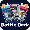 App Battle Deck Clash Royale apk for kindle fire