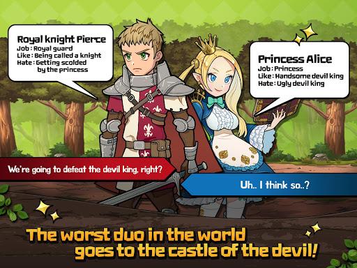 Princess Quest - screenshot
