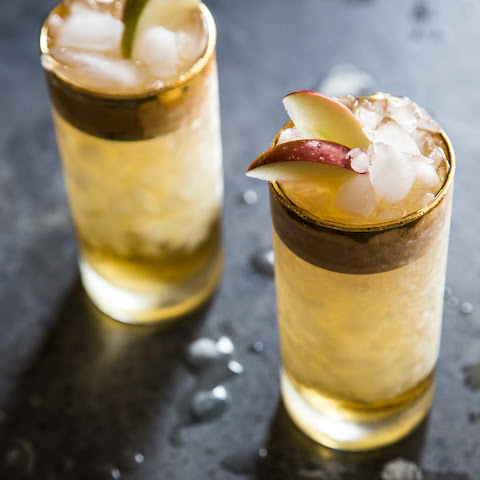 Apple Cider Swizzle
