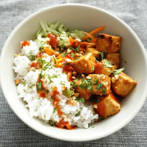 10 Best Tofu Rice Bowl Recipes | Yummly