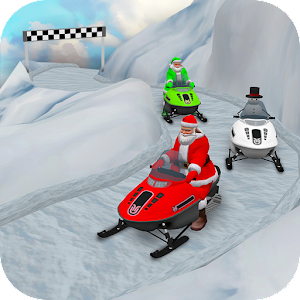 Offroad Snow Bike Christmas Racing For PC / Windows 7/8/10 / Mac – Free Download