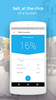 Screenshot of Zeek Gift Vouchers Marketplace