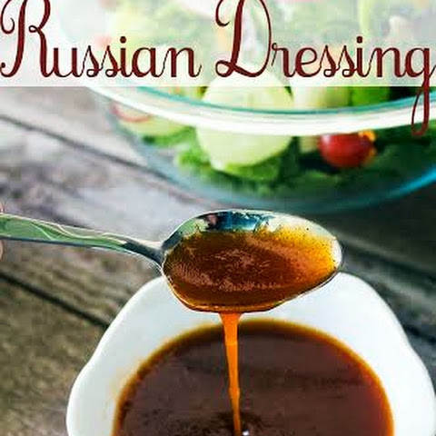 Russian Salad Dressing
