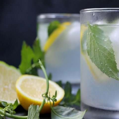 Lemon Lime Mojitos