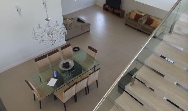 Sobrado residencial à venda, Esperança, Londrina.