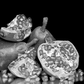 Fruits by Asif Bora - Black & White Objects & Still Life (  )
