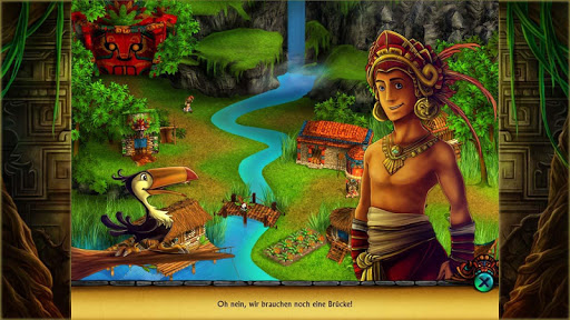 Legend of Maya - Match 3 (DEU) - screenshot