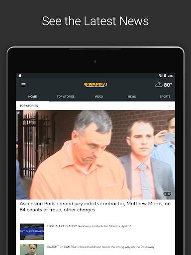 WAFB Local News screenshot 4