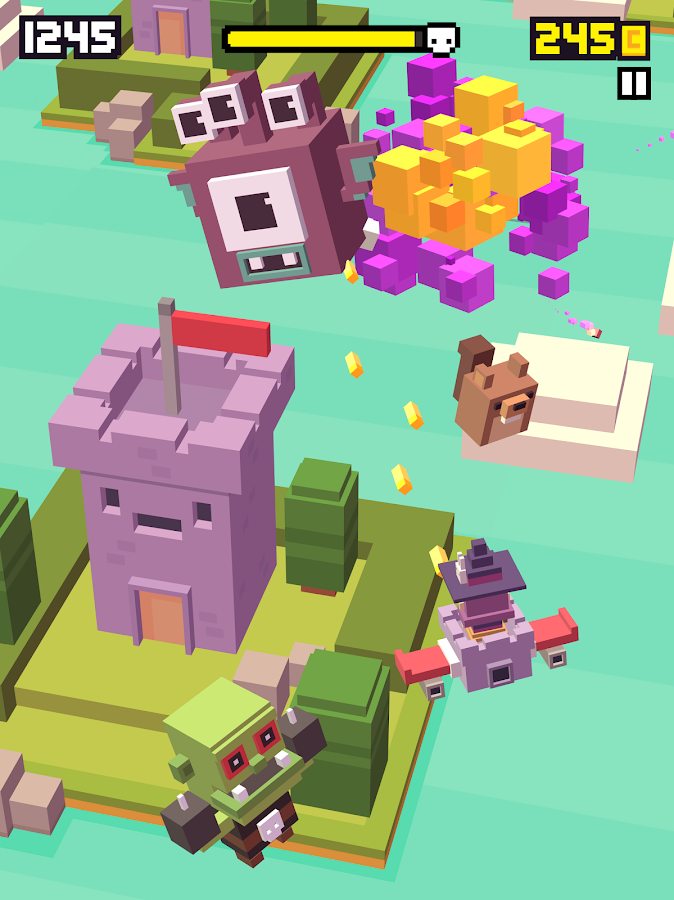 Shooty Skies - Arcade Flyer Screenshot 9