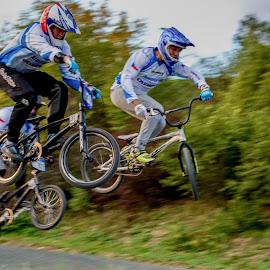 Jump by Jiri Cetkovsky - Sports & Fitness Cycling ( boys, bmx, game, race, jump )