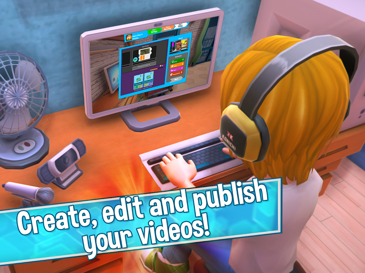 Youtubers Life Screenshot 10