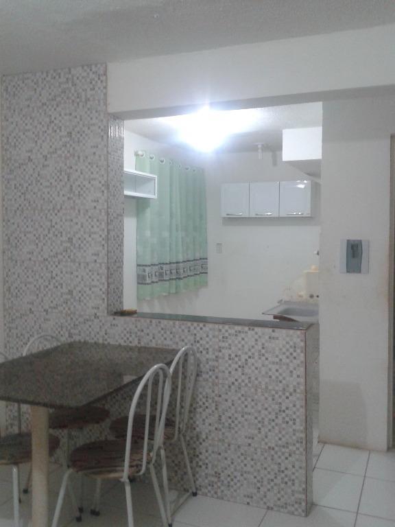 Apartamento residencial à venda, Renascer, São José de Ribamar.