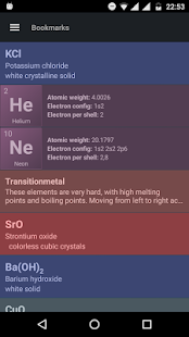 app periodic table free apk for windows phone - Periodic Table App For Windows 8