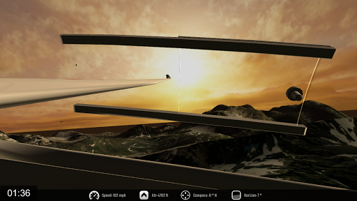 Glider - Soar the Skies - screenshot