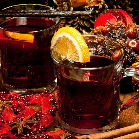 Orange Mulled Wine