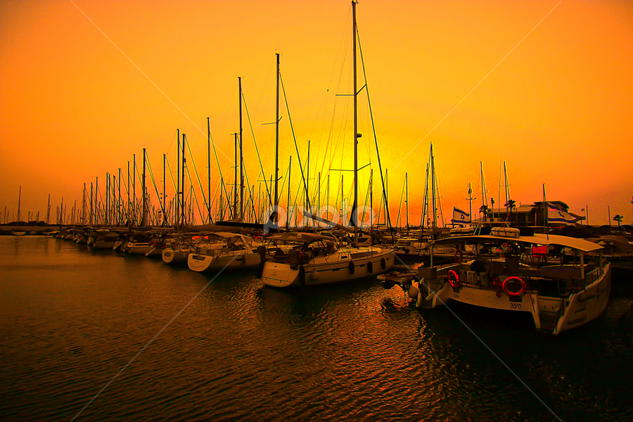 marina by Abu Abdullah - Transportation Boats ( boats, transportation )