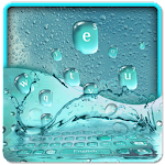 Water Dew Typewriter Icon