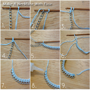 Make A Necklace With Ease
