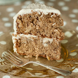 Apple Spice Cake With Cream Cheese Frosting Recipes