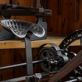 1800 Farming Equip by Wendy Alley - Artistic Objects Antiques (  )