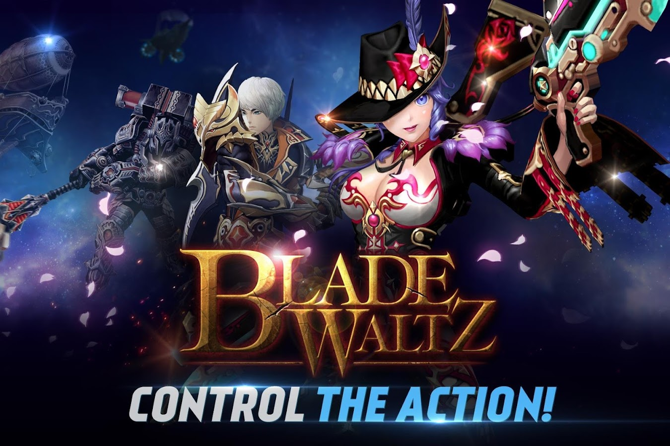Blade Waltz Screenshot 1