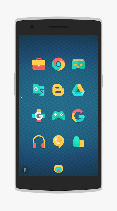 Elvan - Icon Pack (Beta) Screenshot 1