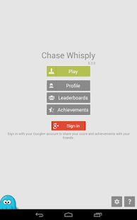 ChaseWhisply blue one - screenshot