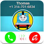 Call From Thomas Friends Icon