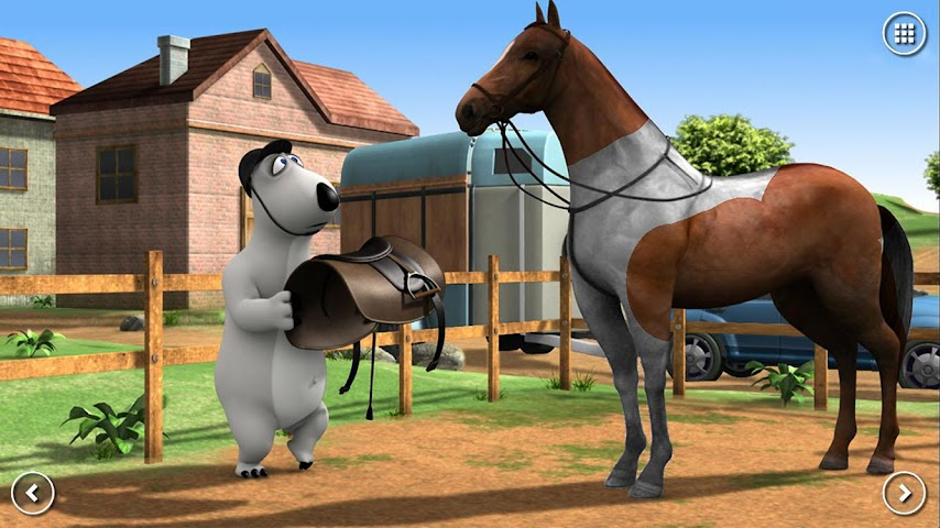 android Bernard Horse Training Screenshot 17