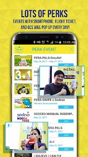 App PERA SWIPE - You Swipe, We Pay apk for kindle fire