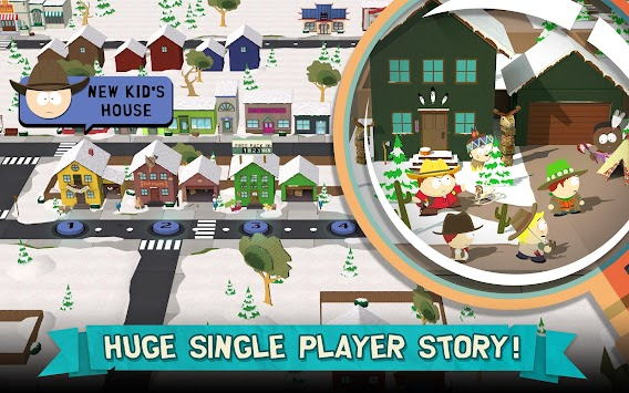 South Park: Phone Destroyer™ (Unreleased) APK screenshot thumbnail 8