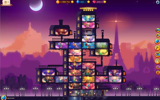Monster Hotel - screenshot