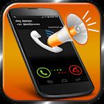 Caller Name Announcer - Speaker & SMS Talker Pro Icon