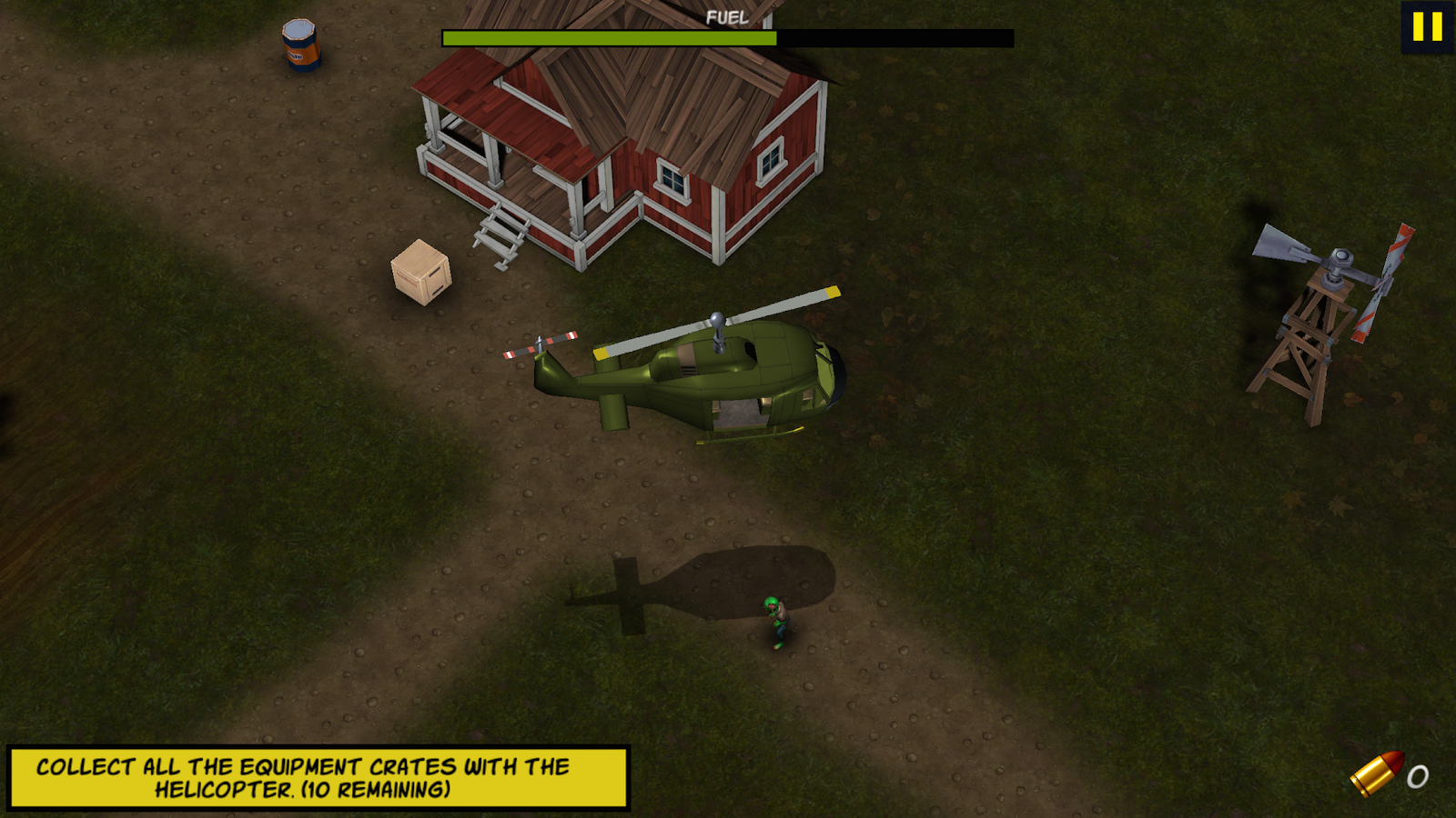 Max Bradshaw: Zombie Invasion Screenshot 1