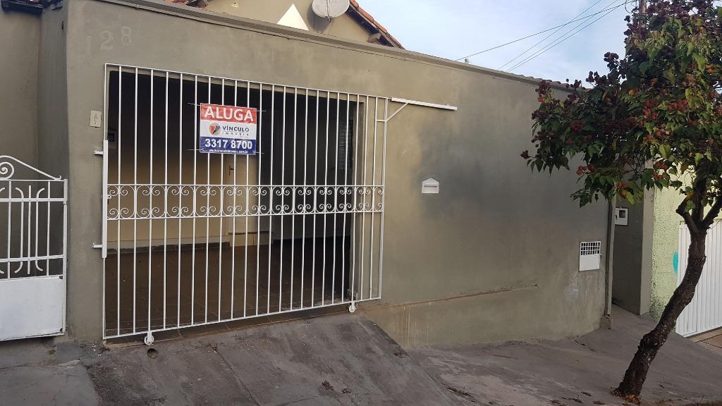 Casa com 2 dormitórios para alugar, 106 m² por R$ 0/mês - Vila Frei Eugênio - Uberaba/MG
