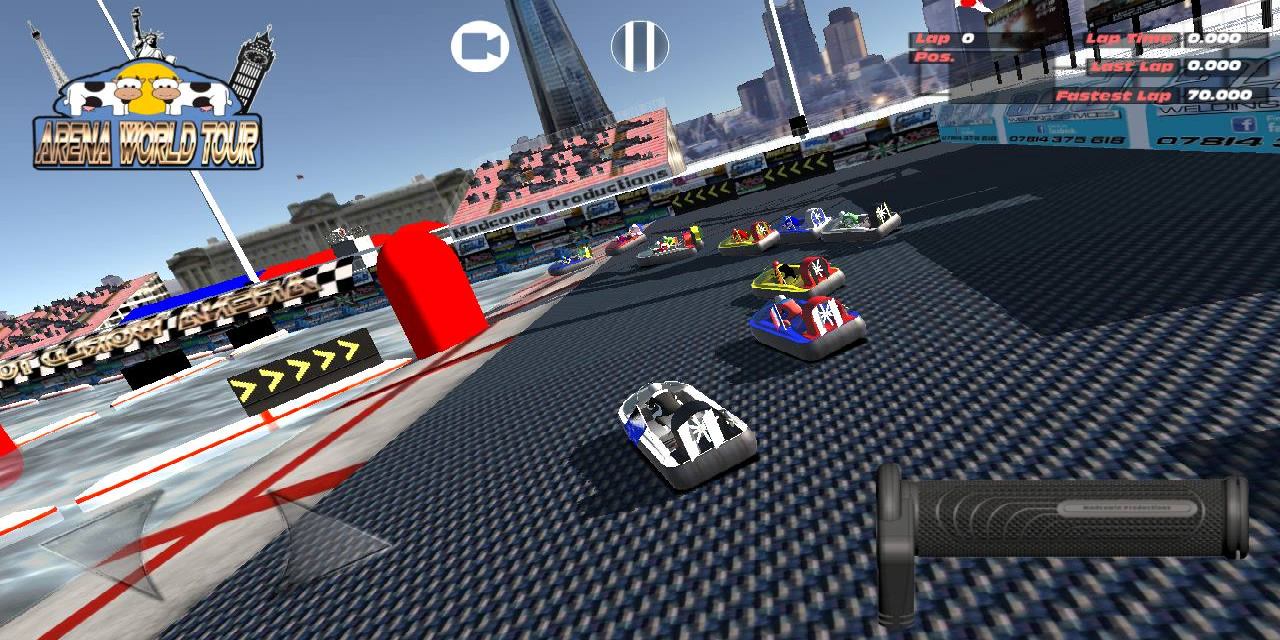 Arena World Tour Screenshot 3