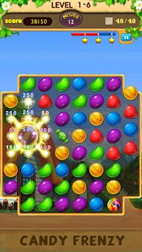 Candy Frenzy APK screenshot thumbnail 1