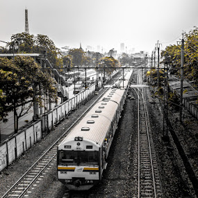 by Kèn Nugraha - Transportation Trains