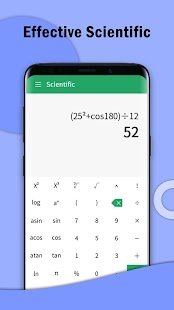 Calculator - Free scientific equation solver