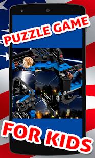 Puzzles Lego Captain Games APK for Bluestacks