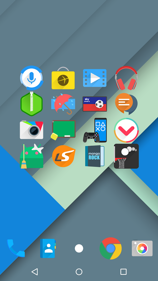 Rewun - Icon Pack Screenshot 3