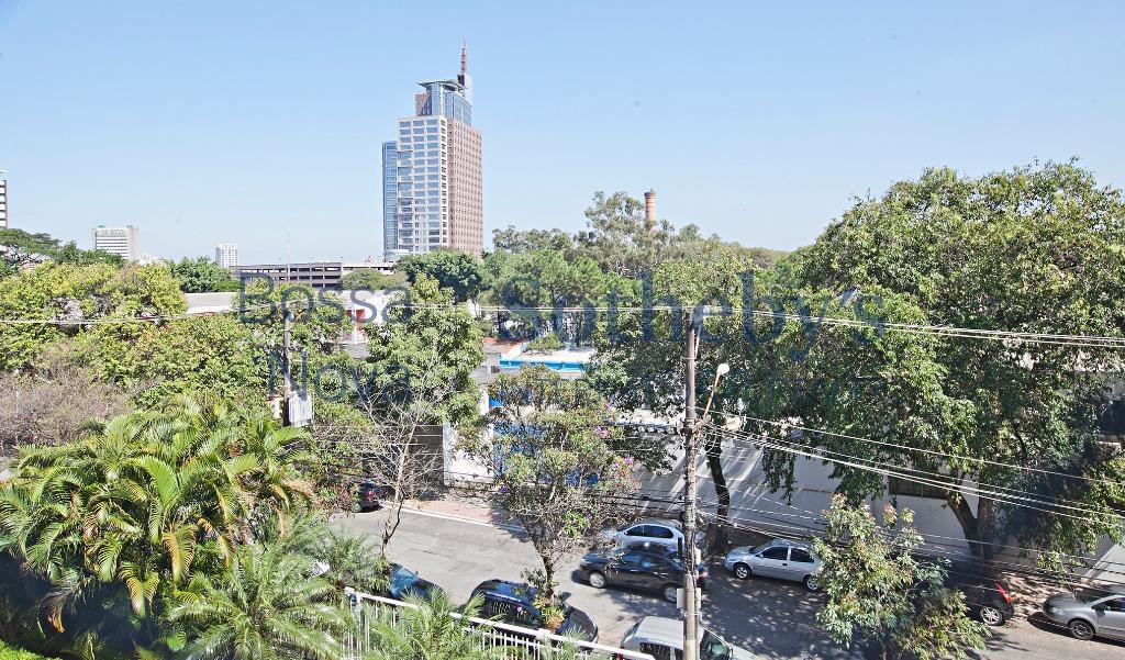 Apartamento residencial à venda, Pinheiros, São Paulo.