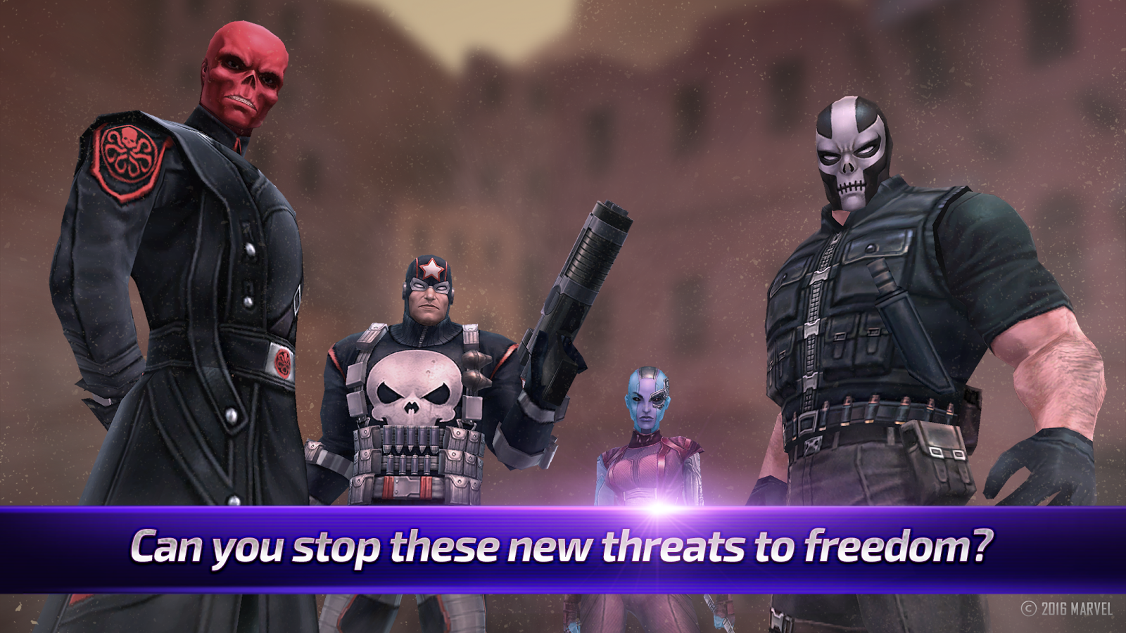 MARVEL Future Fight Screenshot 3
