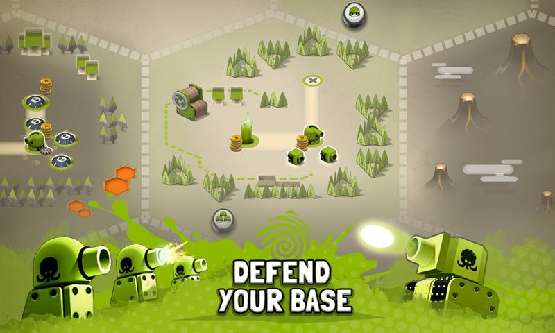 Tactile Wars Screenshot 2