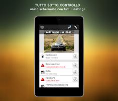 Screenshot of Veicoli - Gestione auto e moto