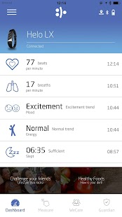 Heka App + Fitness app screenshot for Android
